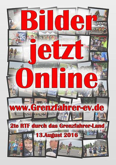 2te RTF durch das Grenzfahrerland Bilder Online