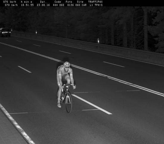 Fahrradführerschein weg :-/