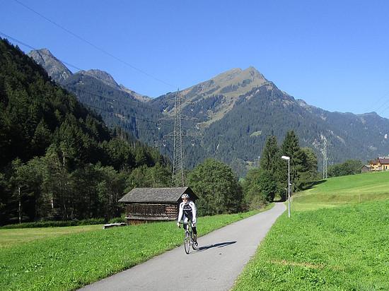 Montafon-Radweg