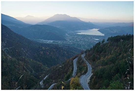 Passo Valbona Tour vom 31.10.2016