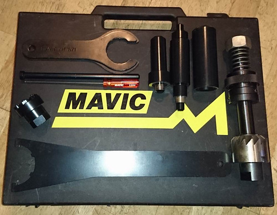 Mavic Tool Kit
