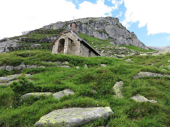 Kapelle zum Hl. Valentin Zillertal 2014