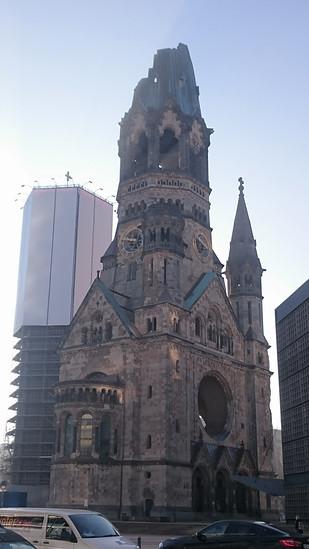 Gedächtnis-Kirche