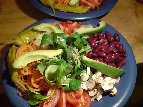 Abendsalat