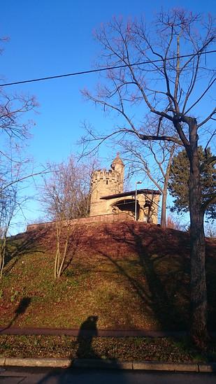 Kriegsbergturm,