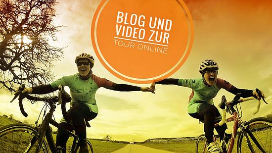 Tour mit den Ciclistas