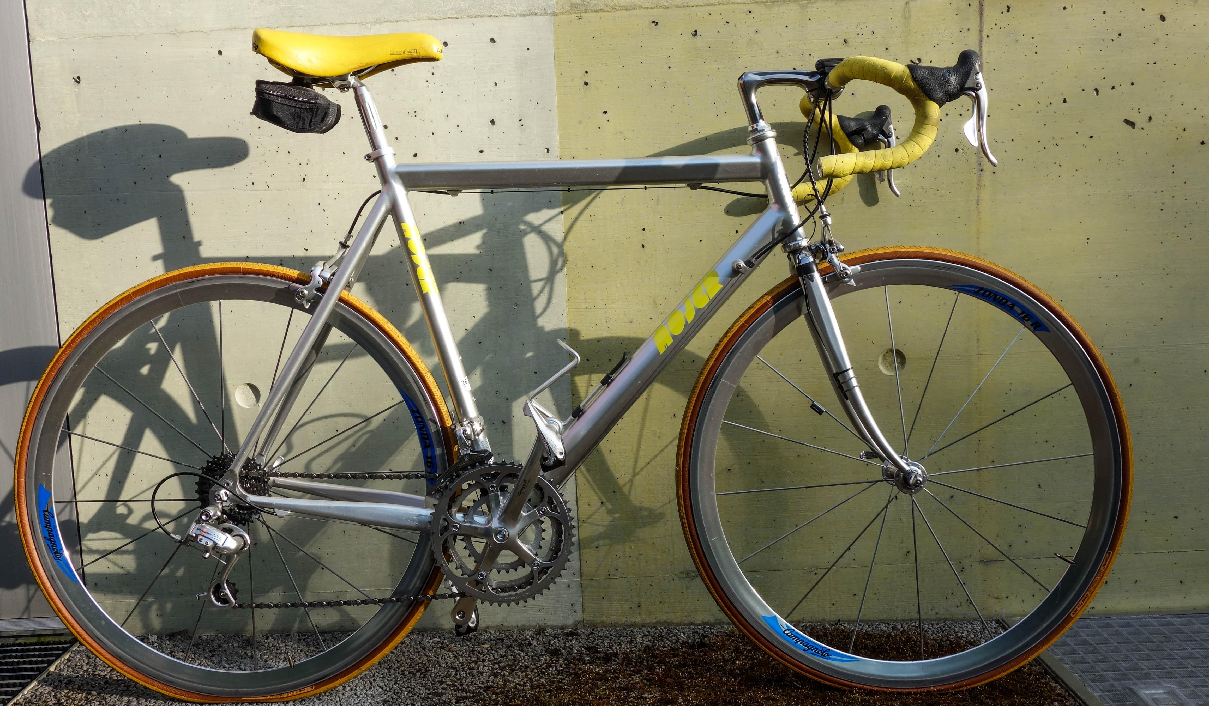 Moser Rennrad - Was für ein Rad ist das?