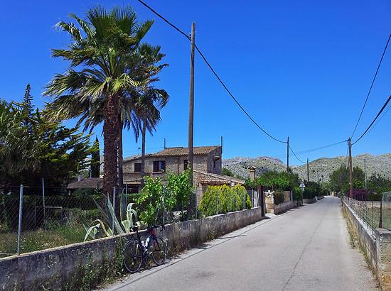 Las carreteras de Mallorca