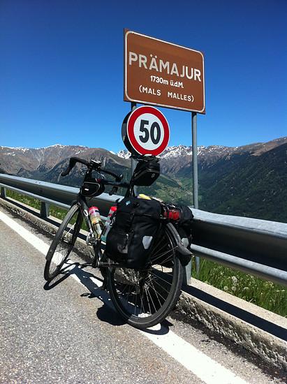 ...auf meiner 2017 Alpen-Tour !