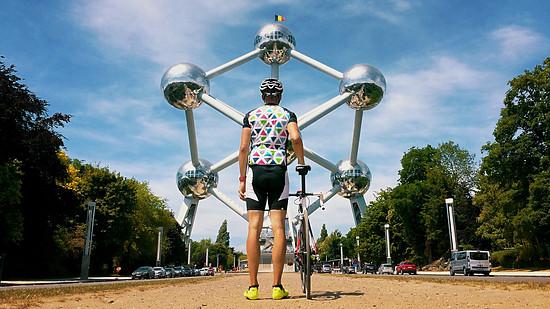 Tour zum Atomium in Brüssel