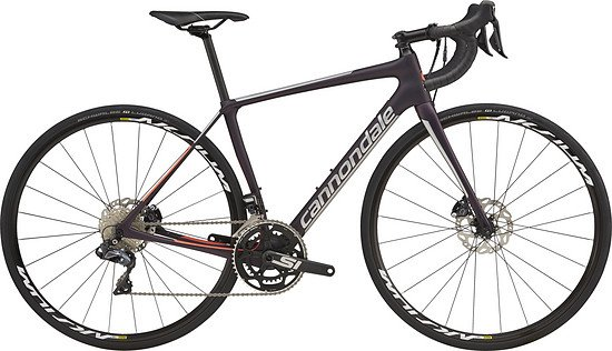 Cannondale 2018 F Synapse Carbon Disc Ult Di2 GXY