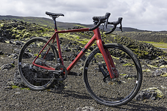 Lauf True Grit in Twilight Red. Foto: Lauf
