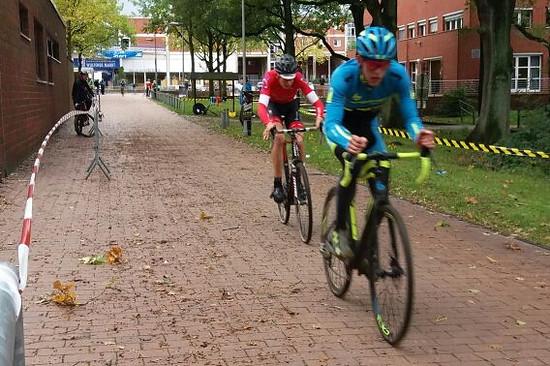 Cyclocross-Rennen in Dorsten 2017 1