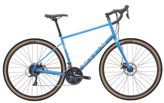 MARIN BIKES 2018 Four Corners
