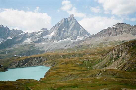 Matterhorn Rückseite
