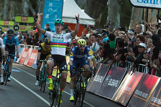 Peter Sagan bei der People's Cjoice Classic
