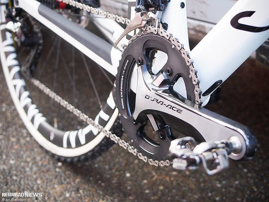 Steve Chainels Canyon Inflite CF SLX