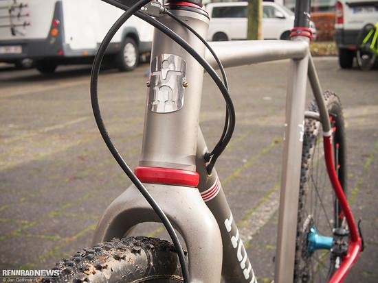 Naked Bikes Titancrosser von Mical Dyk