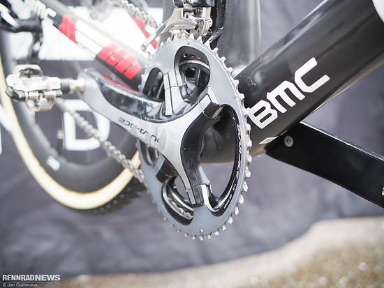 Die BMC Crossmachine von Lars Forster