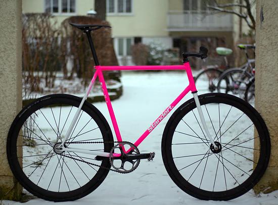 Standert Vice Pink Pony