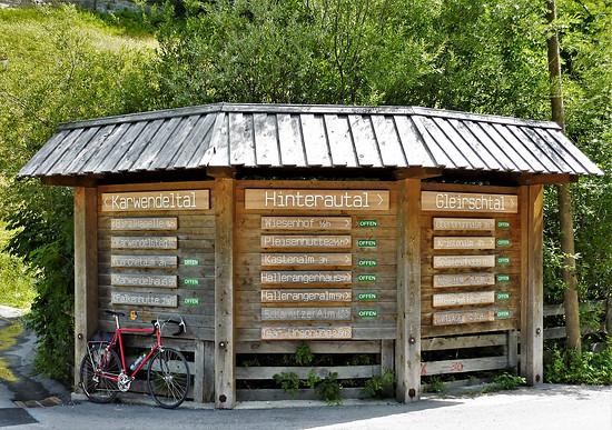 Scharnitz Karwendel