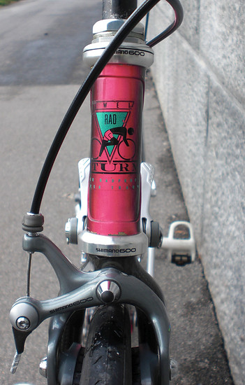 Bianchi Chrono 14