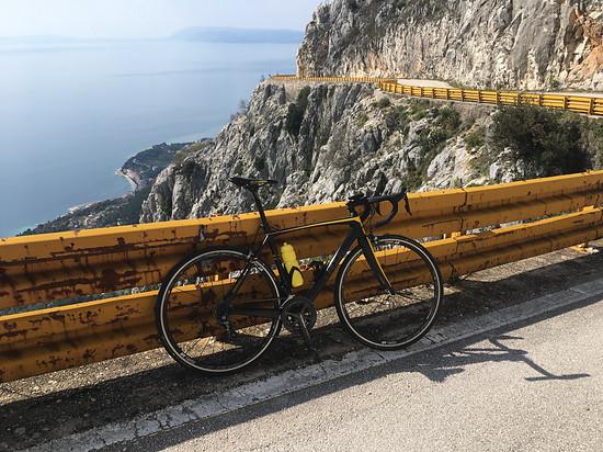 Traumstraßen im Biokovo-Gebirge / Kroatien