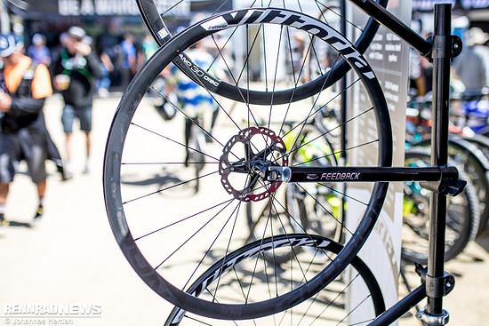 Vittoria Elusion: Allroad-Carbon-Laufradsatz für 1.050 Euro