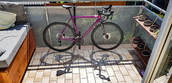 Das Cannondale CAAD12 Disc Shimano Dura Ace von User teamevo