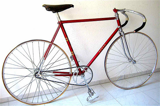 Bauer SuperSport Bahnrad, D, 1949/50