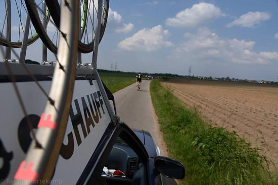 Klassikerausfahrt Cologne Classic Rennrad Oldtimer