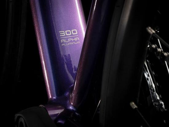 Rahmen aus 300Series Alpha-Aluminium