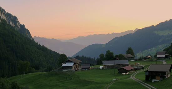Habkern Berner Oberland