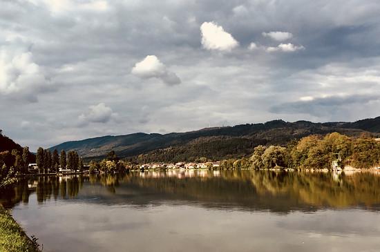 Der Rhein bei Wallbach