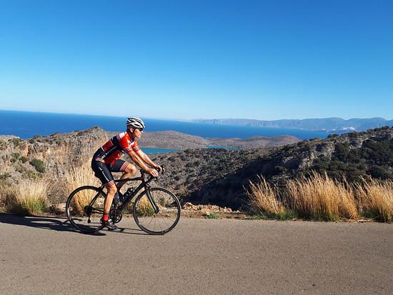 Kreta - Berge und Meer