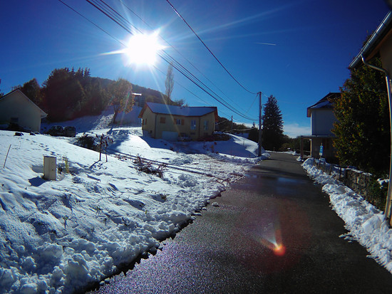 #Winterpokal am Lac du Bourget
