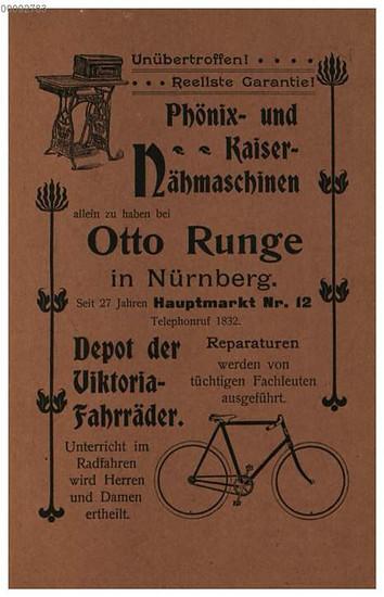 Otto Runge Nürnberg