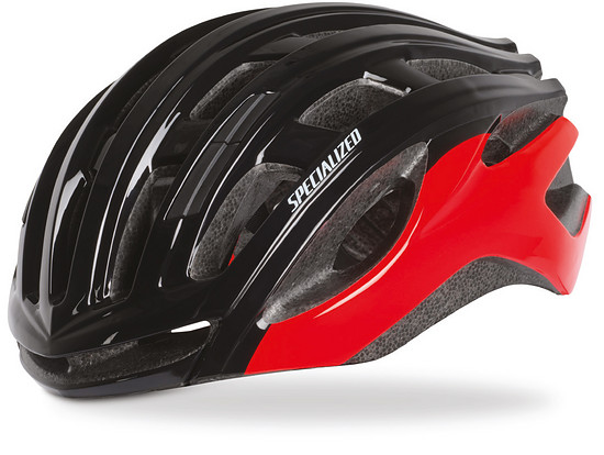 Specialized Propero III mit ANGi in Black/Rocket Red