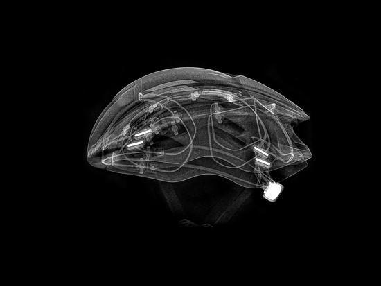 S-Works Evade II im Röntgenbild
