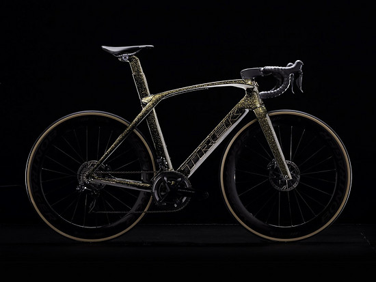 Mit viel Glamour - Trek Madone Project One
