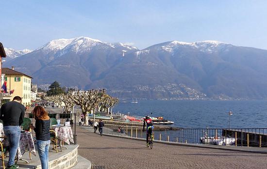 Lago Maggiore zu Ostern
