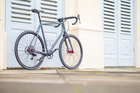 """""""Das Rad hat eine sehr entspannte Sitzposition und fährt sich sehr ausgewogen"""""""