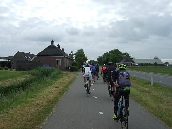 Unterwegs nach Franeker 2017