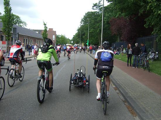 Einfahrt nach Leeuwarden 2017