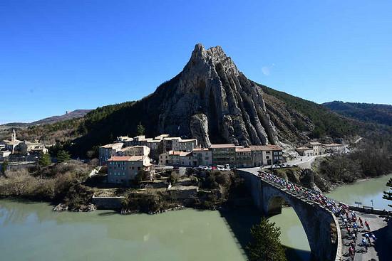 Etappe 6 2018 - Sisteron / Vence (198 km)