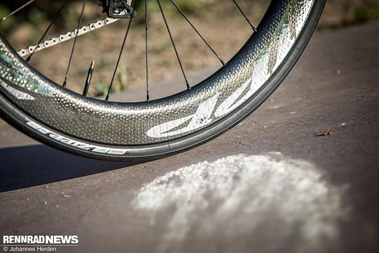 Zipp-Laufräder ab 2012 können auf den XDR-Freilauf umgebaut werden