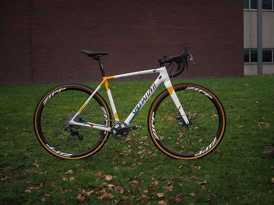Das Specialized Crux von Ruby West