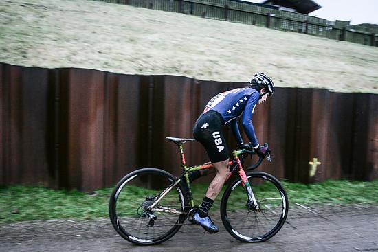 Squid Bikes Fahrerin aus den USA