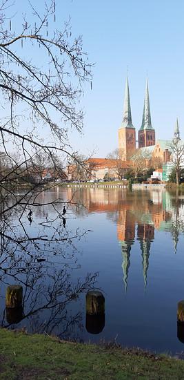 Neulich in Lübeck