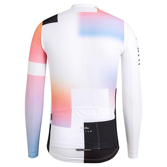 ...Rapha Custom Concept Long Sleeve Aero Jersey